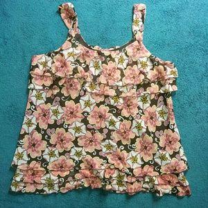 Lane Bryant Dressy Camisole Plus Size 22W
